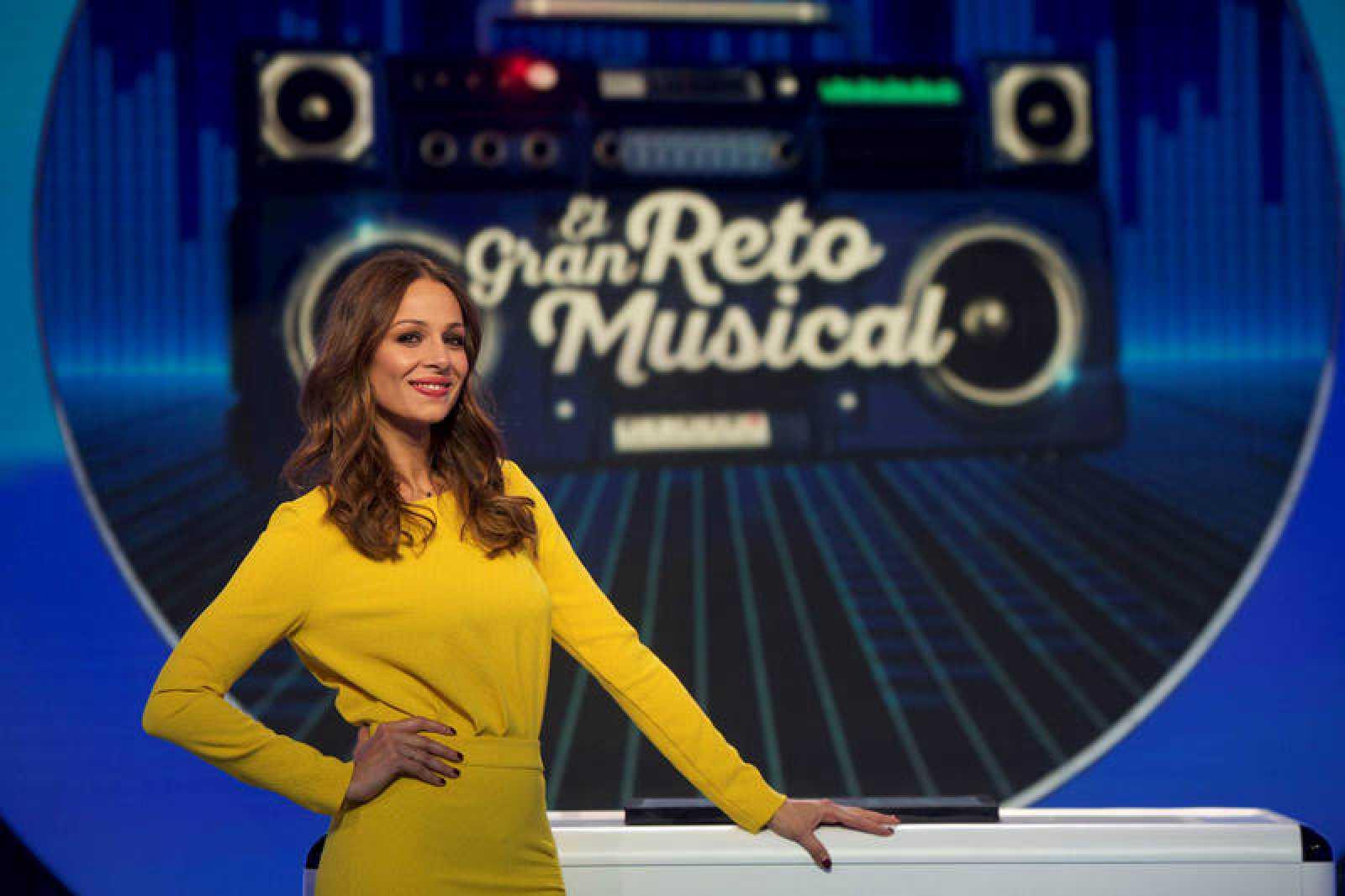Música, competición y humor, con Eva González