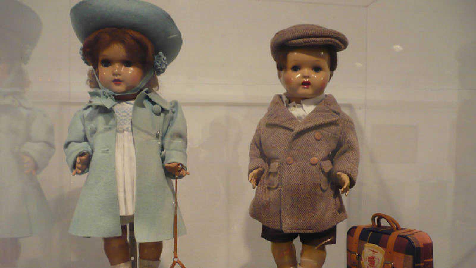 Muñecas de otra época
