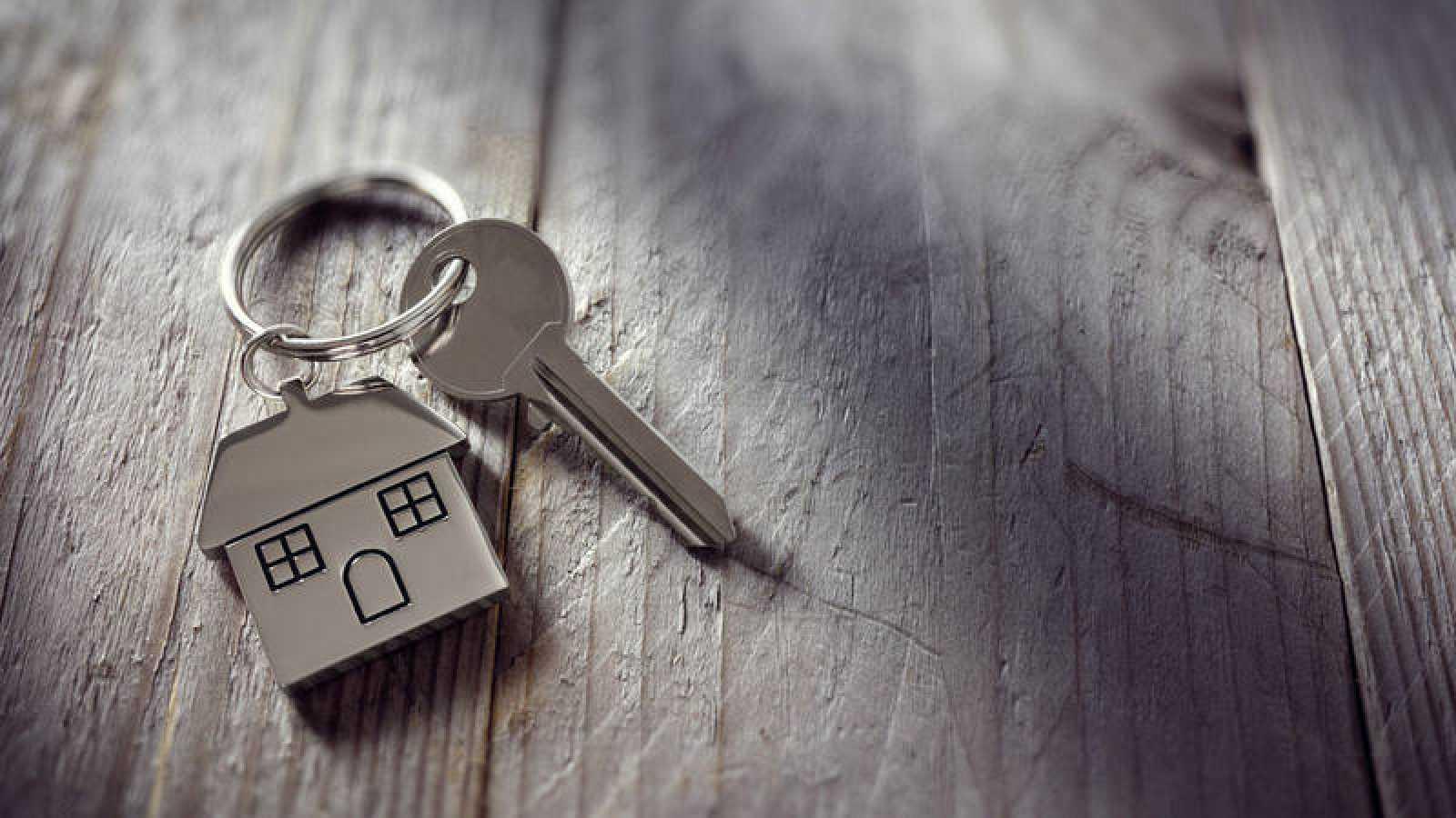 Imagen de la llave de una vivienda