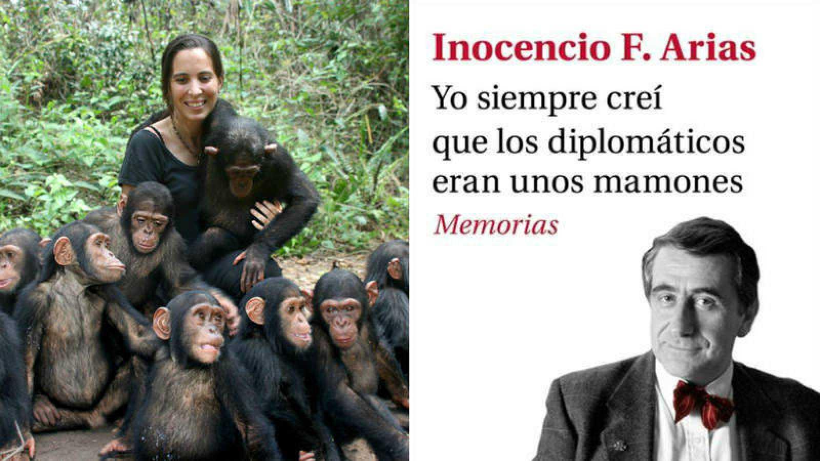 Rebeca Atencia e Inocencio Arias