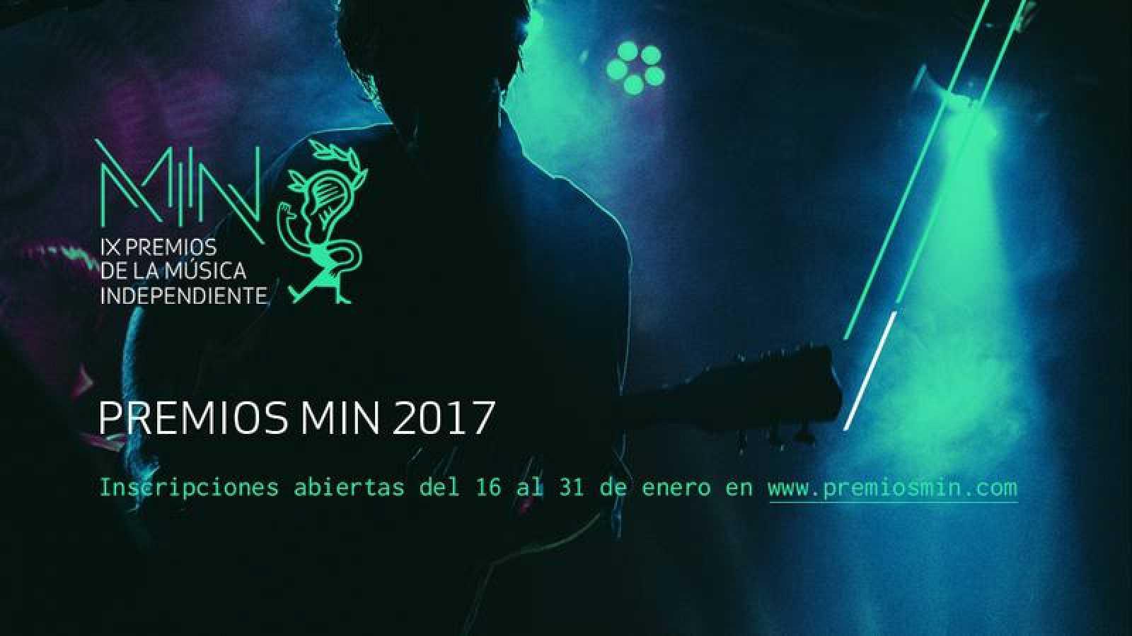 Vuelven los premios MIN, la cita más importante de la música independiente