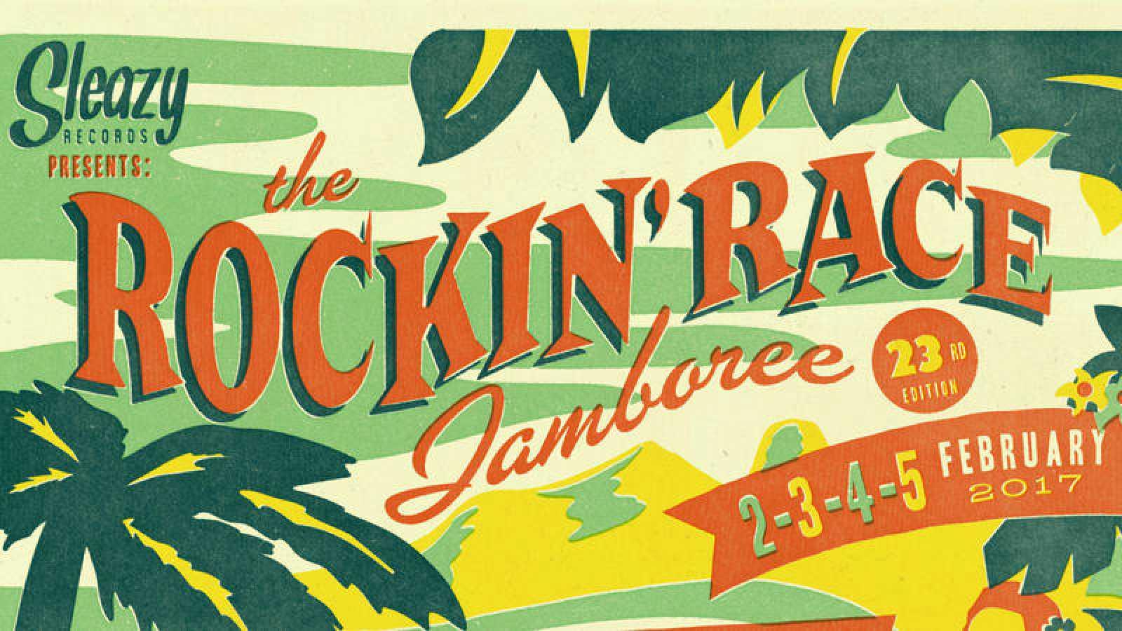 El jueves 2  de febrero, El Sótano emerge hasta el Rockin' Race Jamboree de Torremolinos