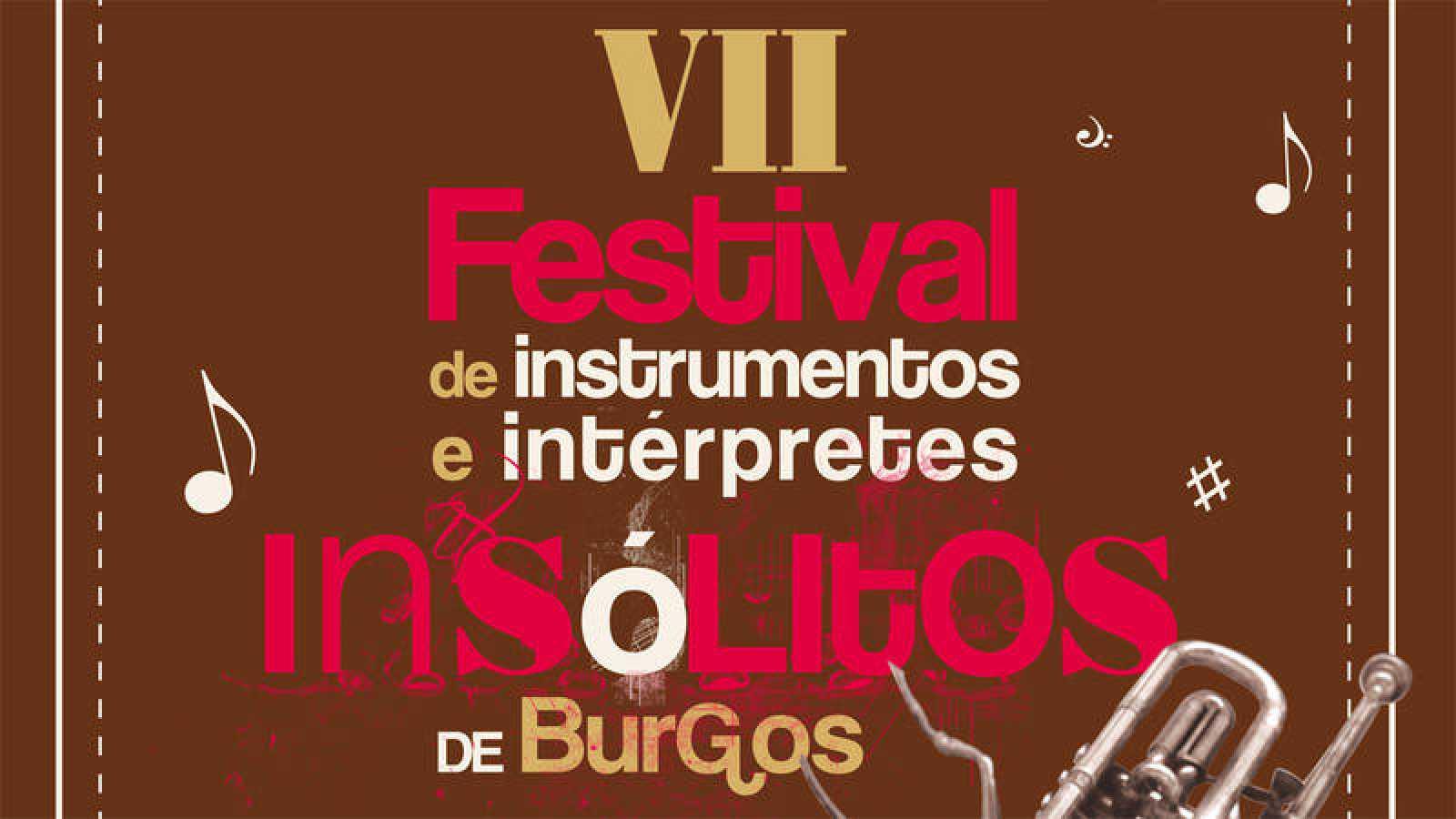 festival intrumentos interpretes insolitos burgos