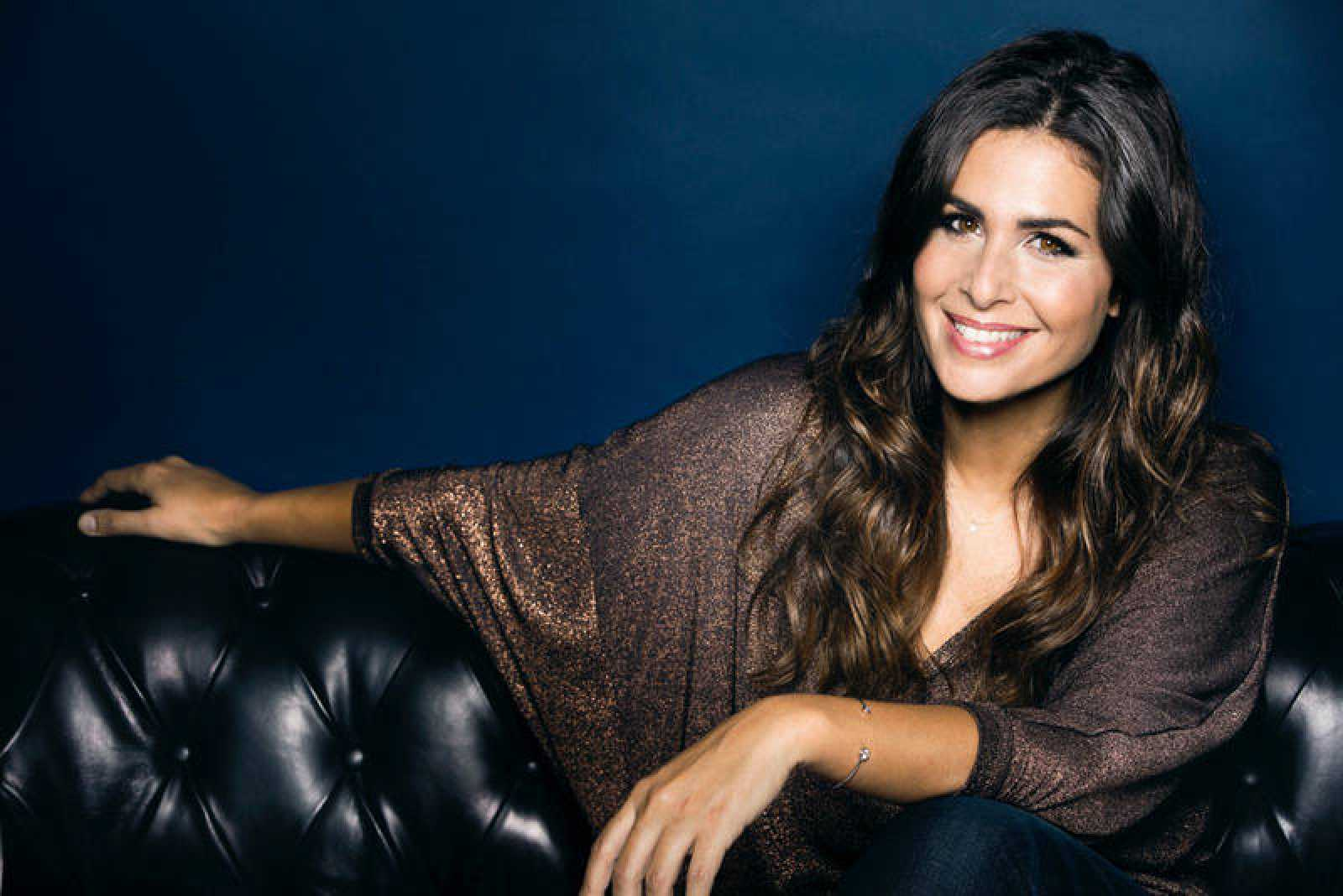 Nuria Roca, presentadora de 'Fantastic Dúo'