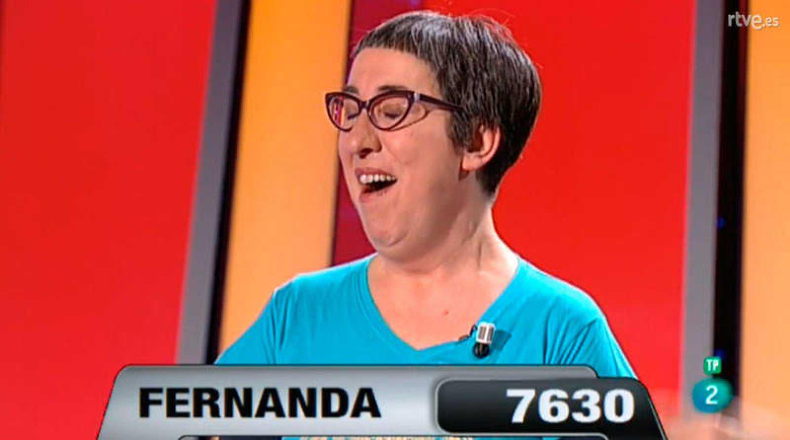 Fernanda Barros, primera Magnífica de 2017