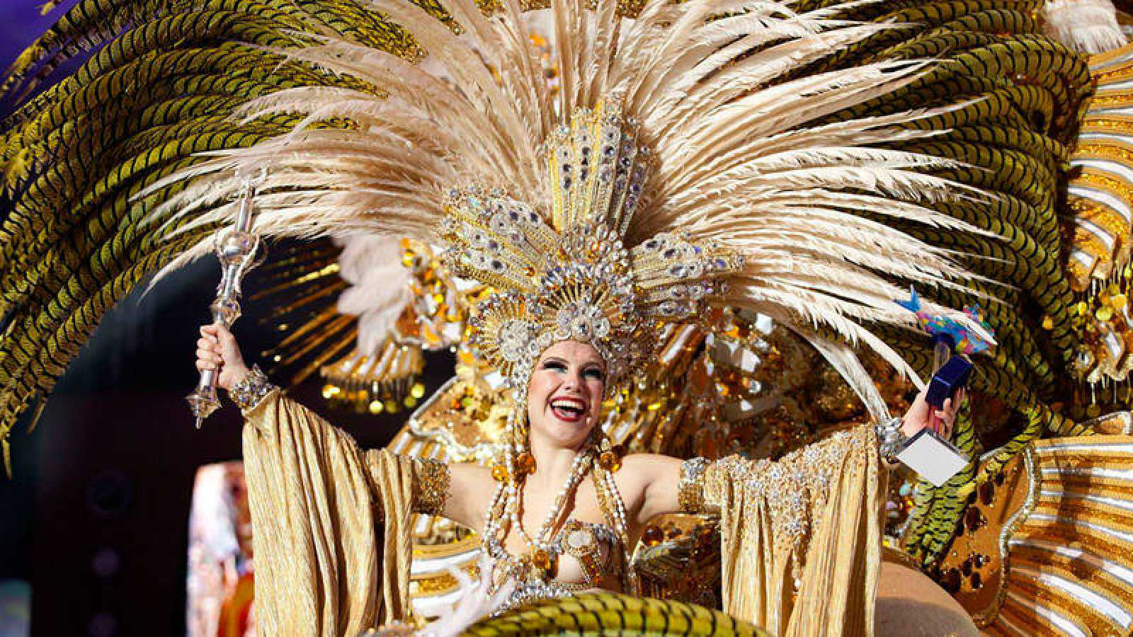 Reina del Carnaval de Santa Cruz de Tenerife 2016