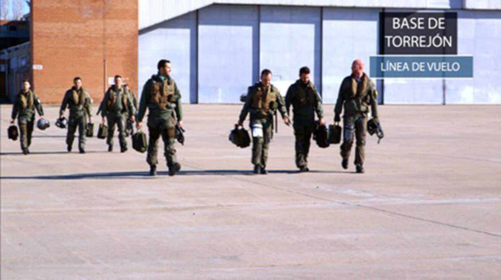'FAS' estrena la segunda temporada visitando la Base Aérea de Torrejón de Ardoz junto al Ejército del Aire