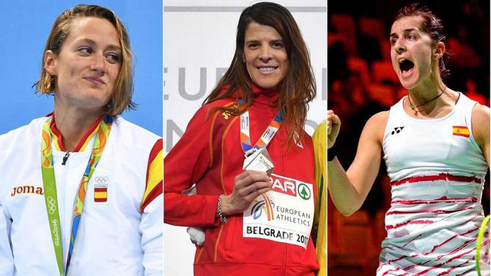 Escasa repercusión de las mujeres deportistas en las noticias
