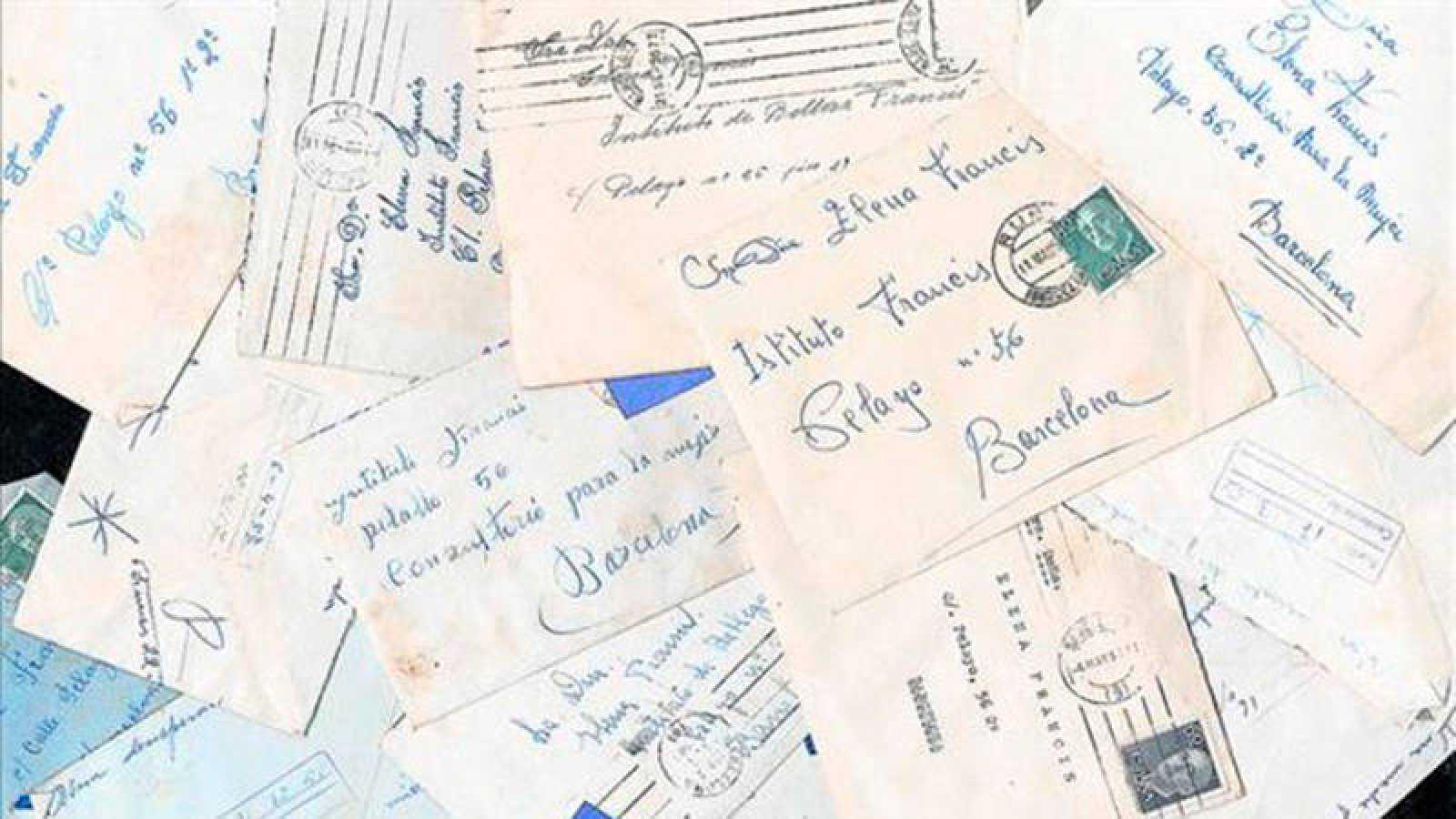 Cartas del  'Consultorio de Elena Francis'