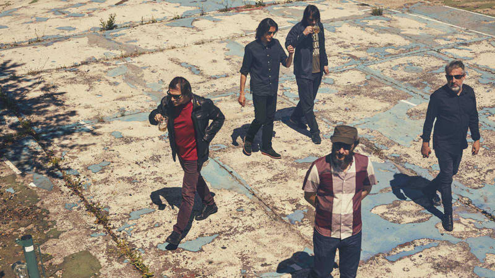El nuevo disco de Los Planetas sonará primero en Radio 3
