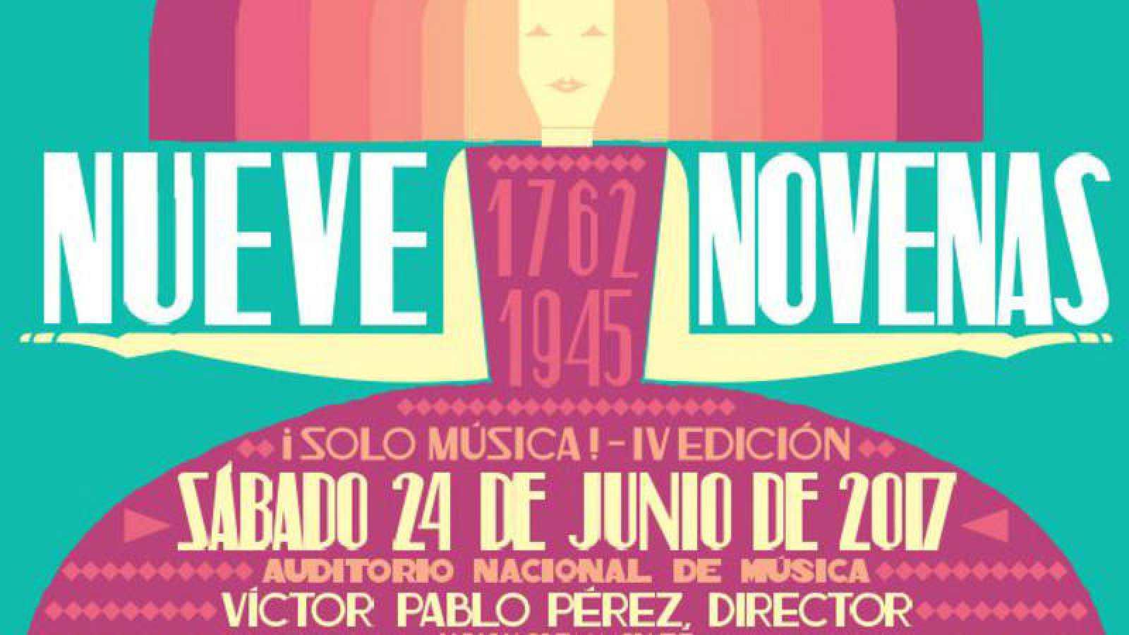 Día Europeo de la Música (CNDM y Auditorio Nacional de Madrid)