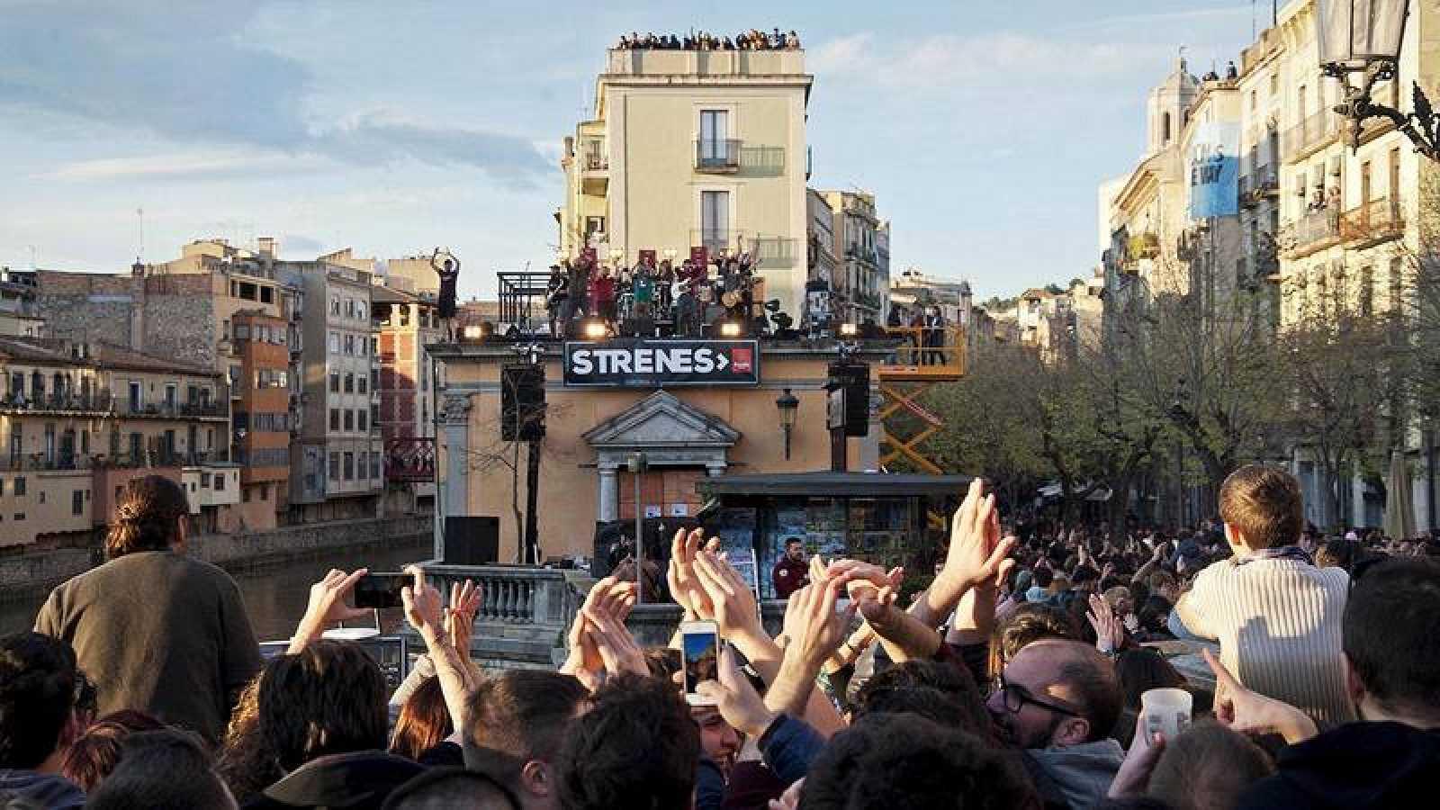 Festival de música en Girona