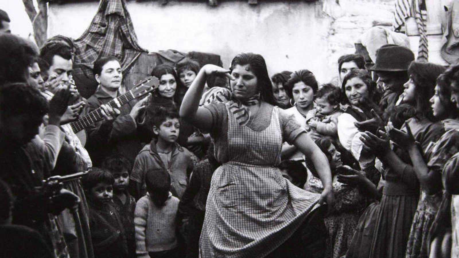 Comunidad tradicional de gitanos