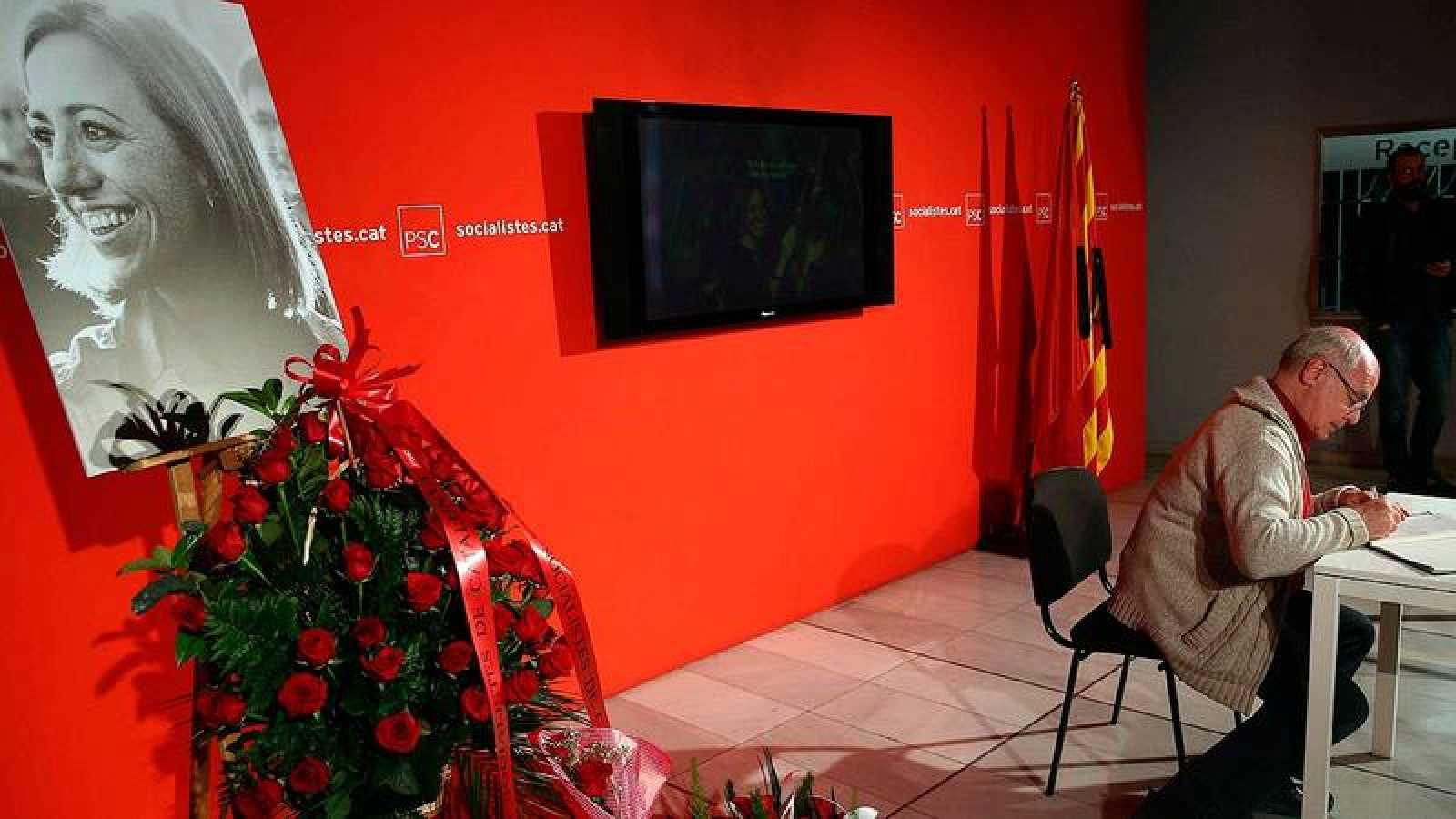 El Govern otorga la Cruz de Sant Jordi a Carme Chacón