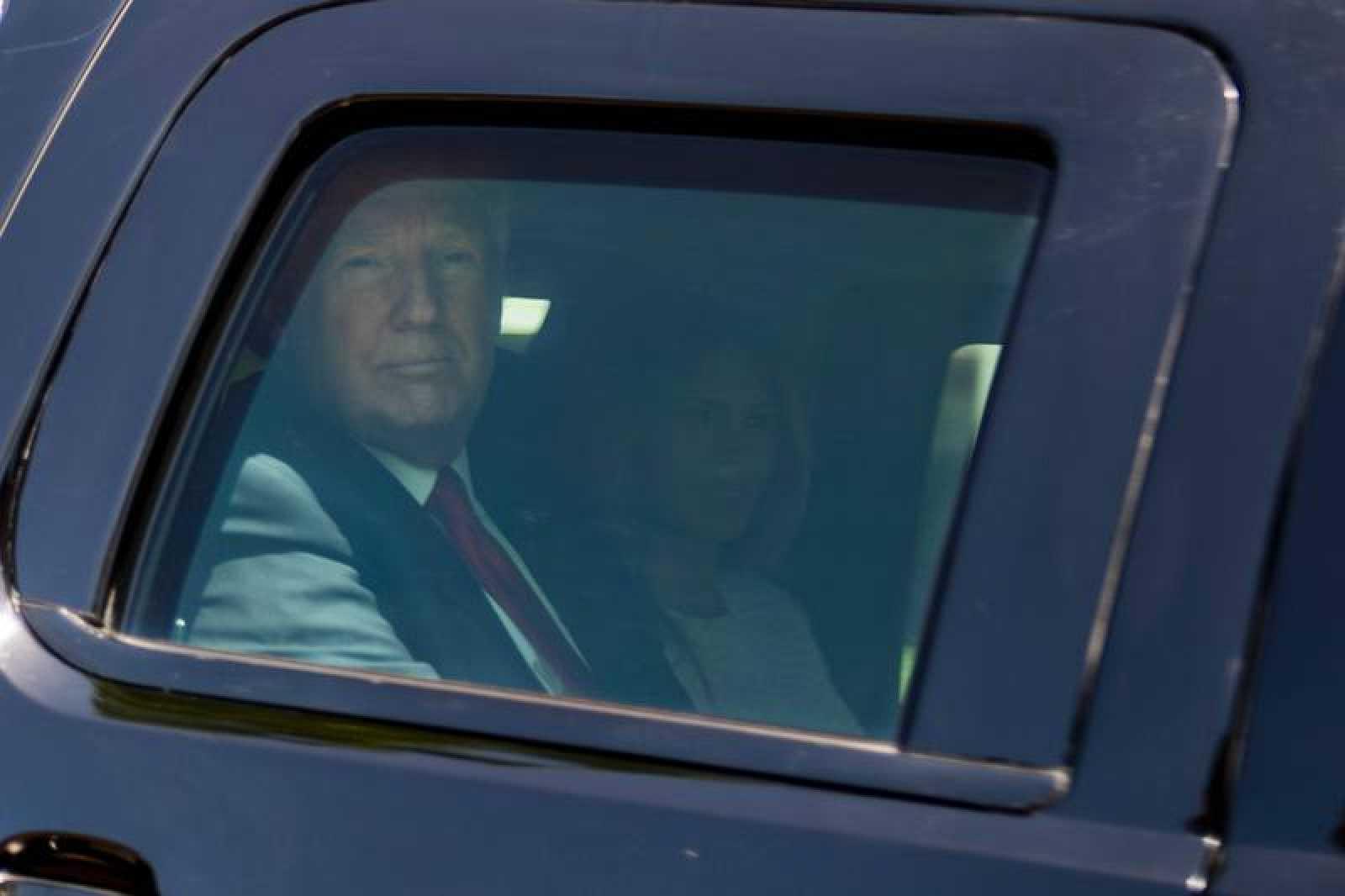 Imagen de archivo de Donald Trump