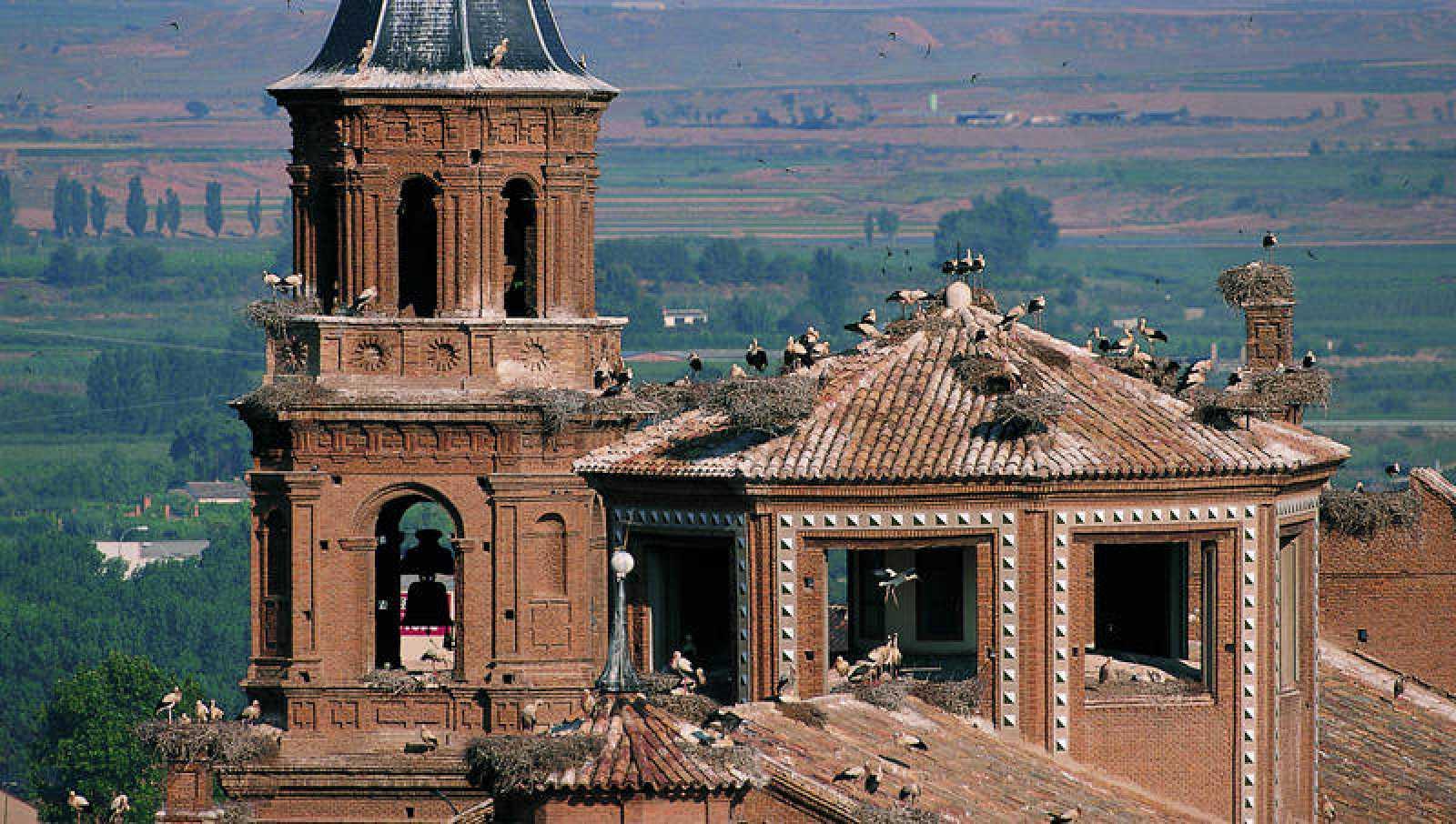 Colegiata de San Miguel Arcángel en Alfaro