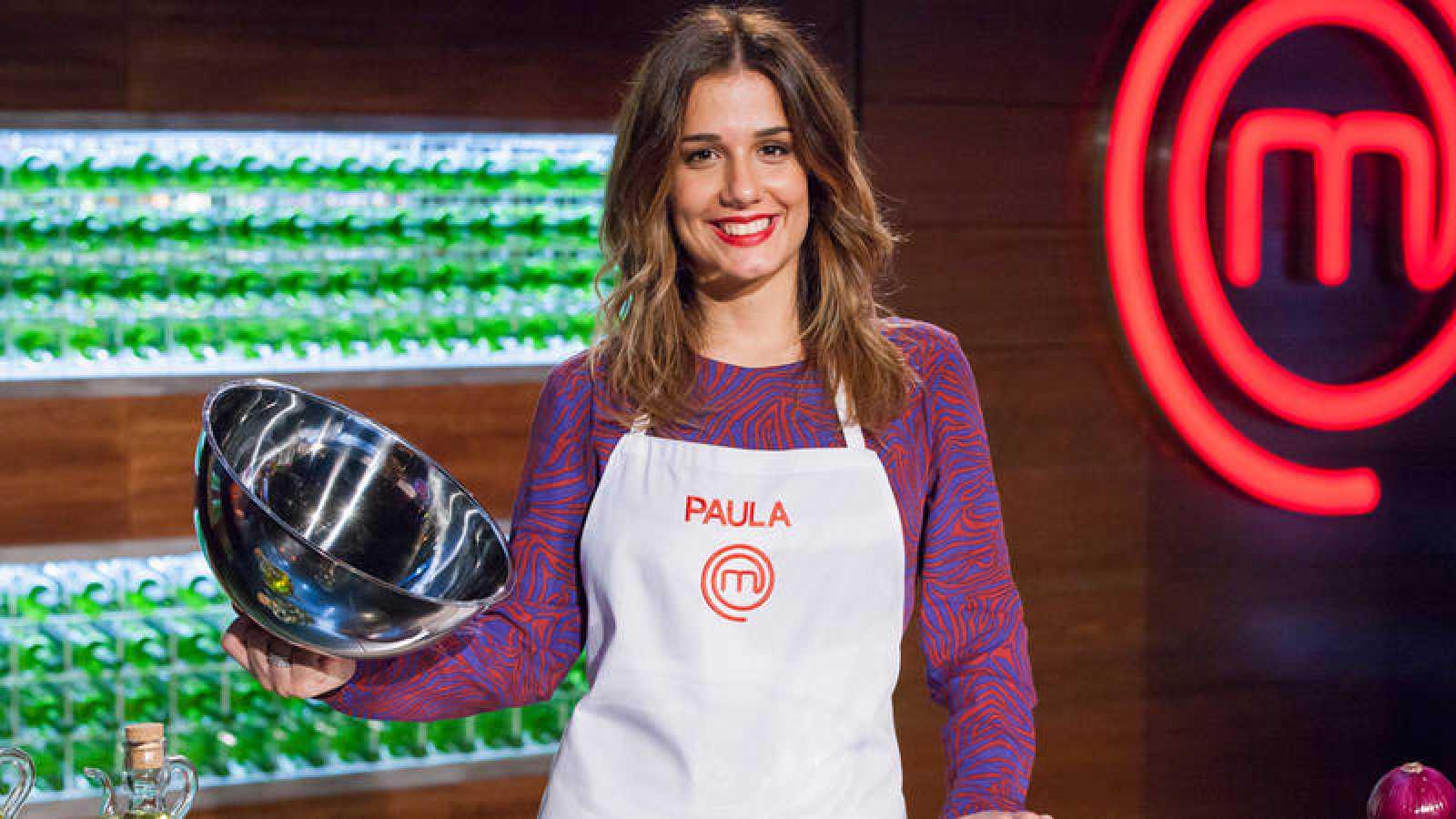 Paula, segunda expulsada de MasterChef 5