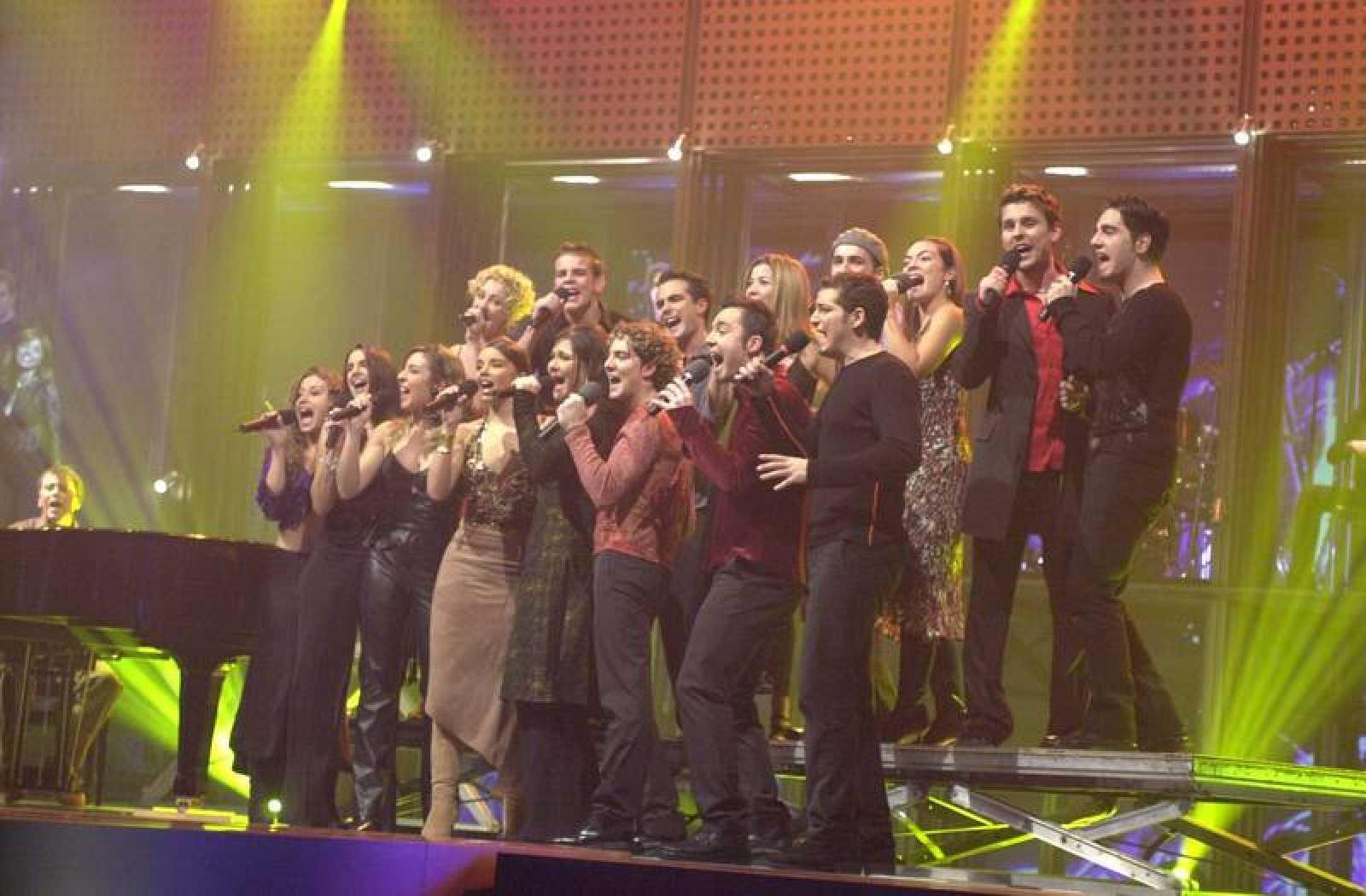 'Operación Triunfo', el gran éxito de la televisión, próximamente de nuevo en La 1