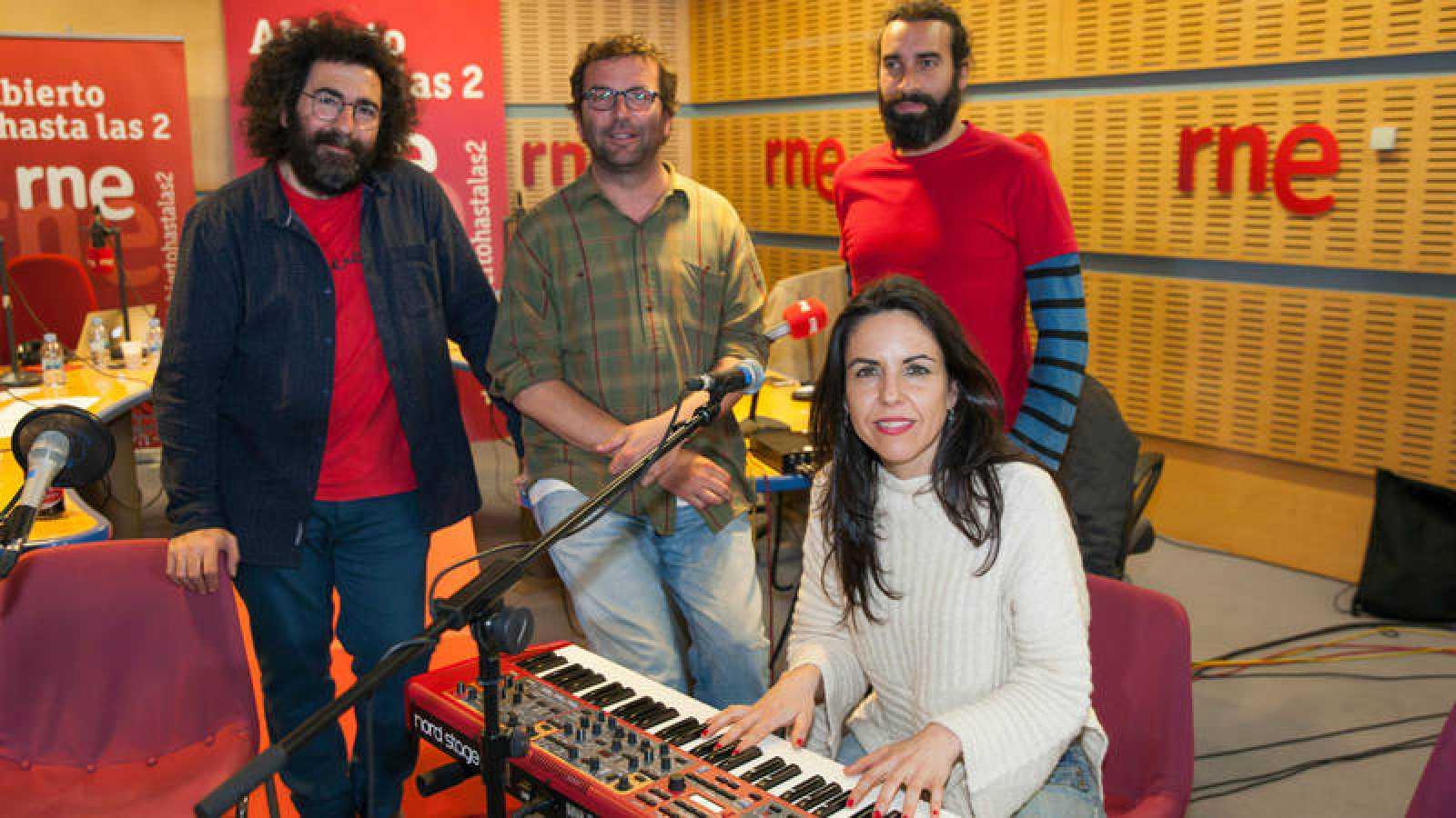 Paloma Arranz recibe a La Canalla