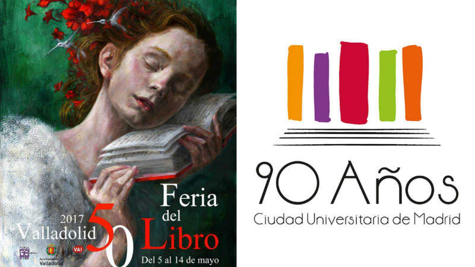 Feria del Libro de Valladolid y Universidad Complutense de Madrid