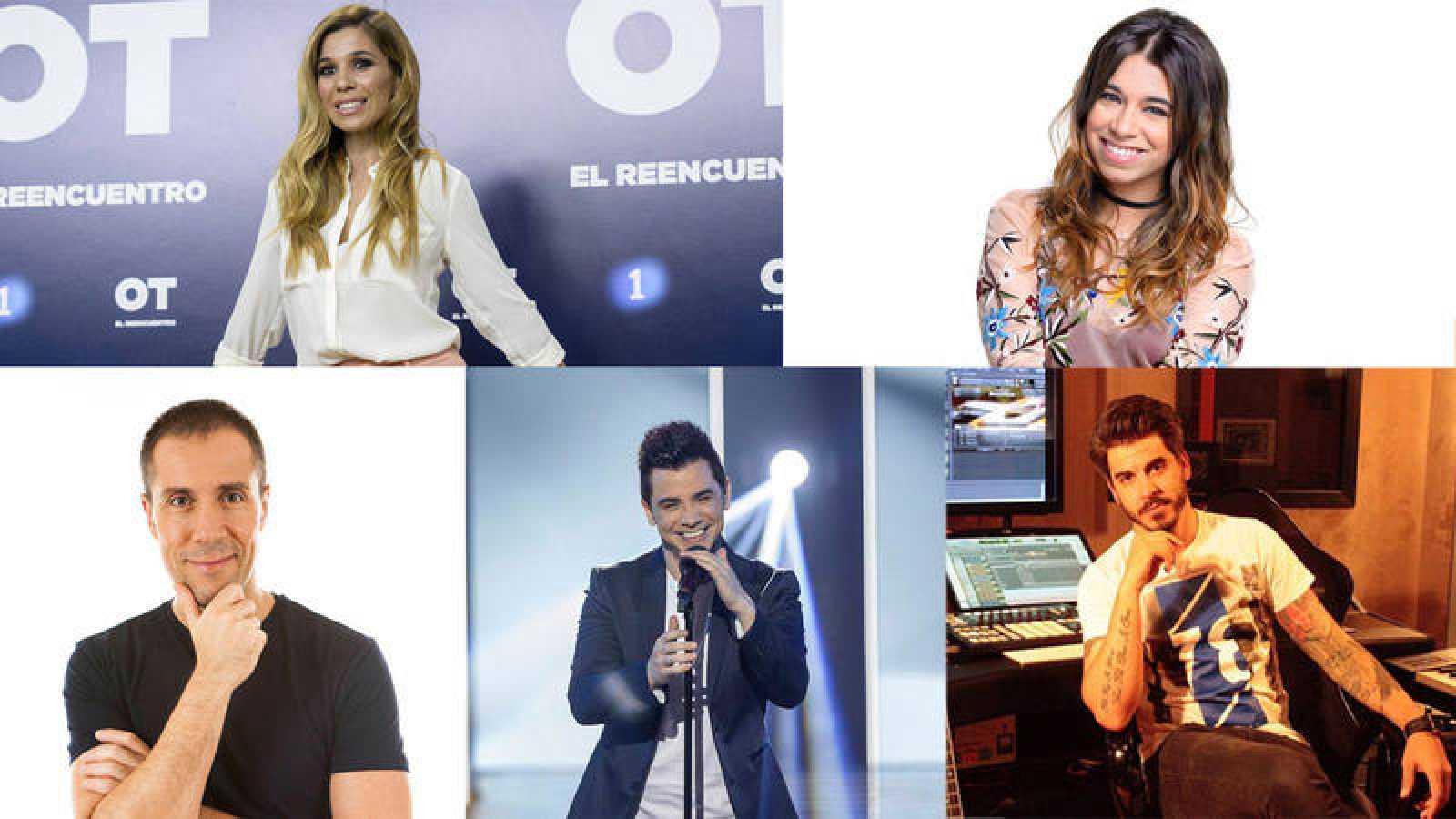 El jurado de España para Eurovisión 2017