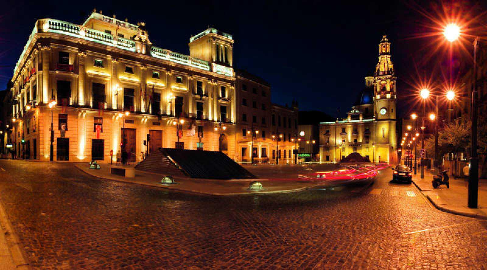 Plaza España de Alcoy