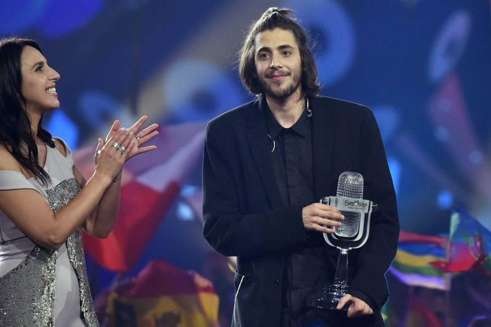 Salvador Sobral, representante de Portugal, ha sido el ganador de Eurovisión 2017