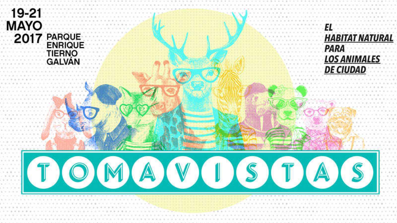 tomavistas festival madrid