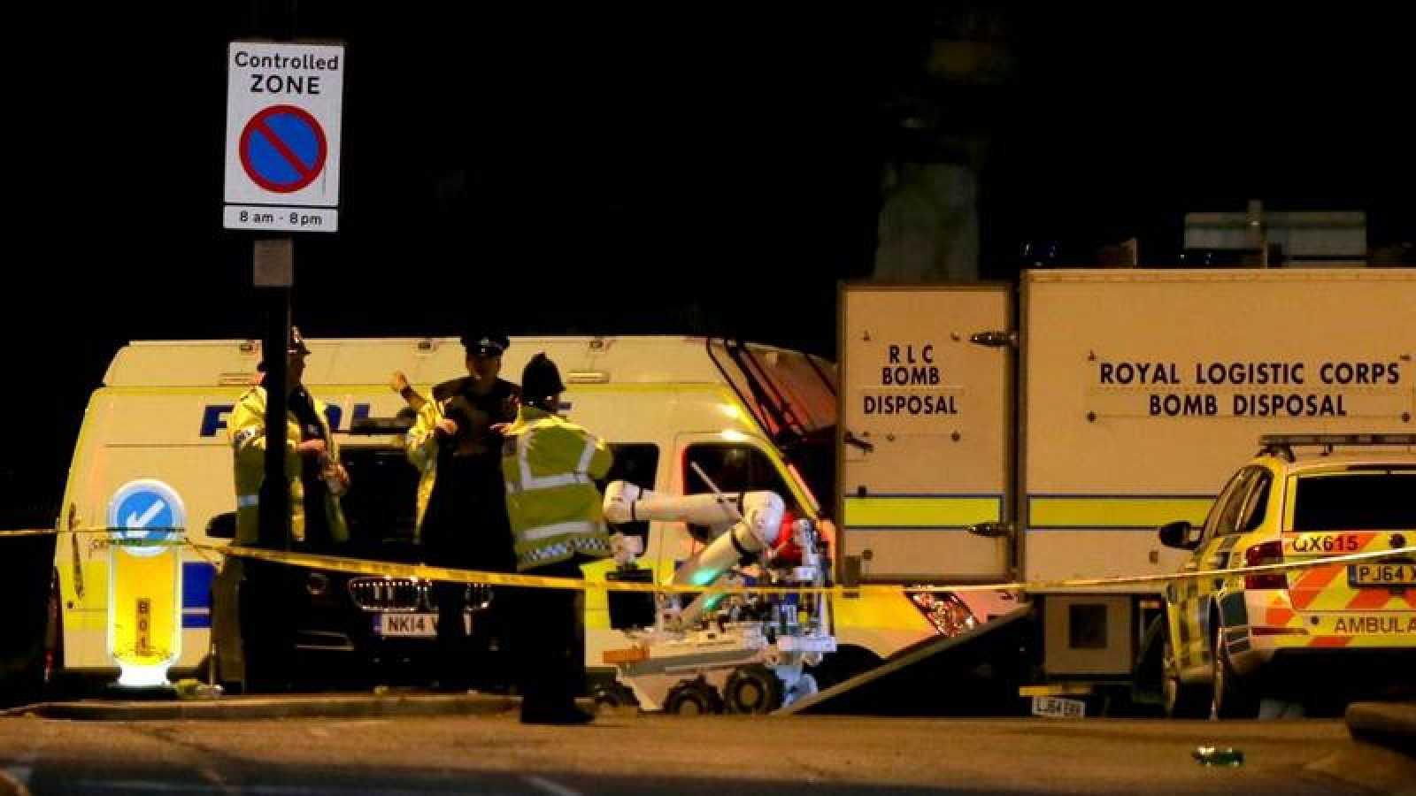 Al menos 22 muertos en el atentado de Manchester.