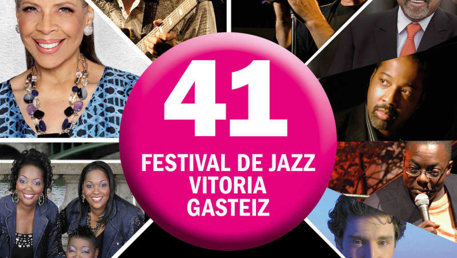 41 Festival de Jazz de Vitoria-Gasteiz