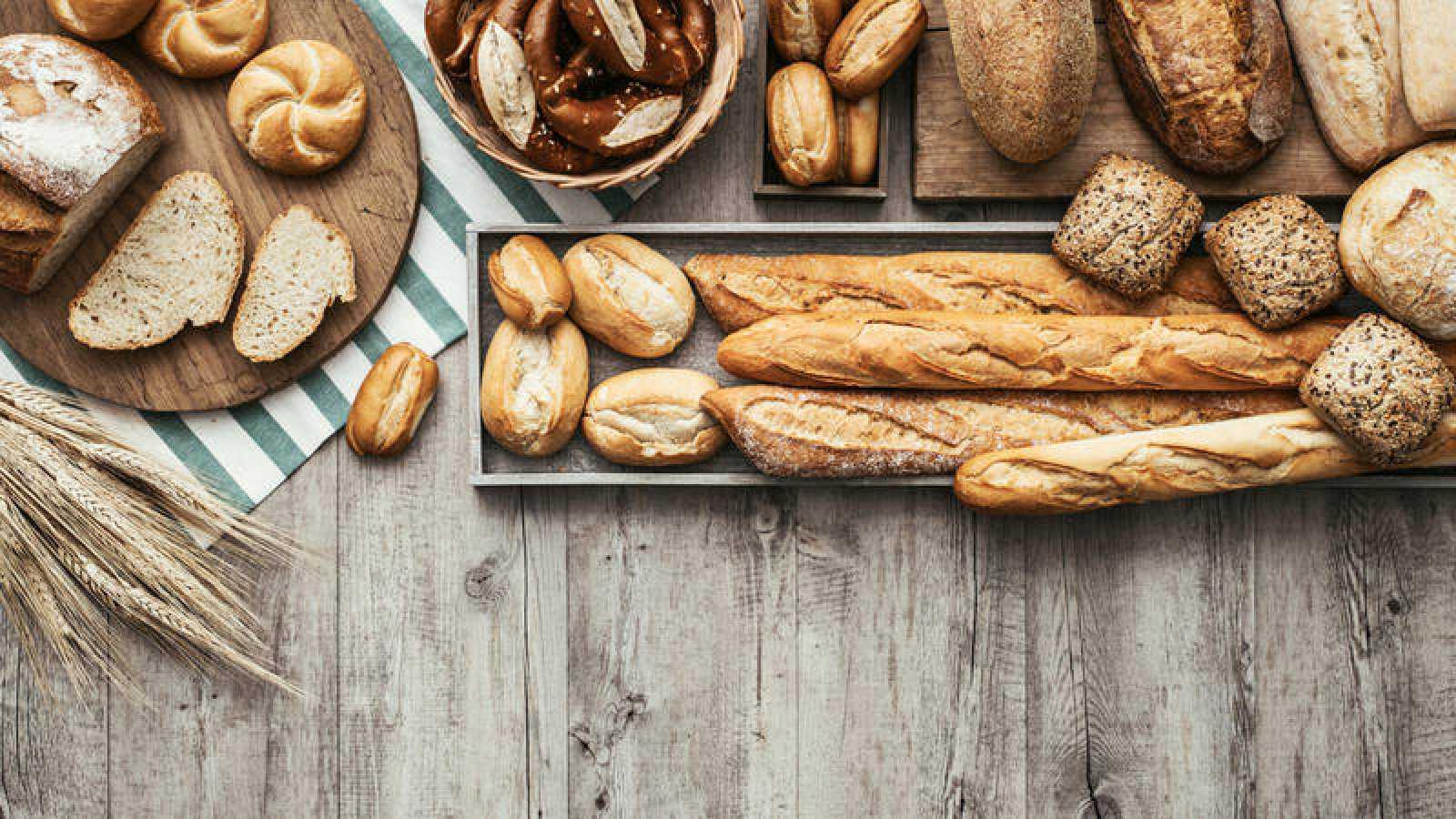 Los tipos de panes mas saludables