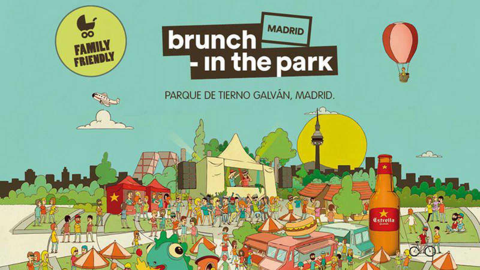 Vuelven a Madrid los domingos de electrónica matinal con Brunch -In the Park