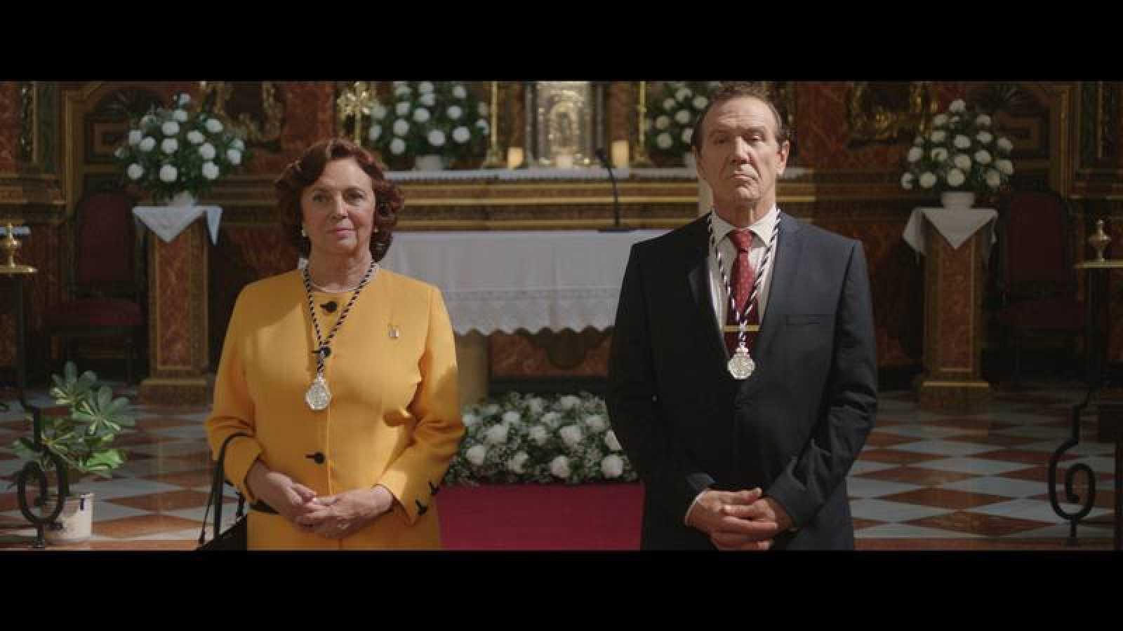 'Mi querida cofradía', una comedia con Gloria Muñoz, Pepa Aniorte, Juan Gea, Joaquín Núñez y Manuel Morón