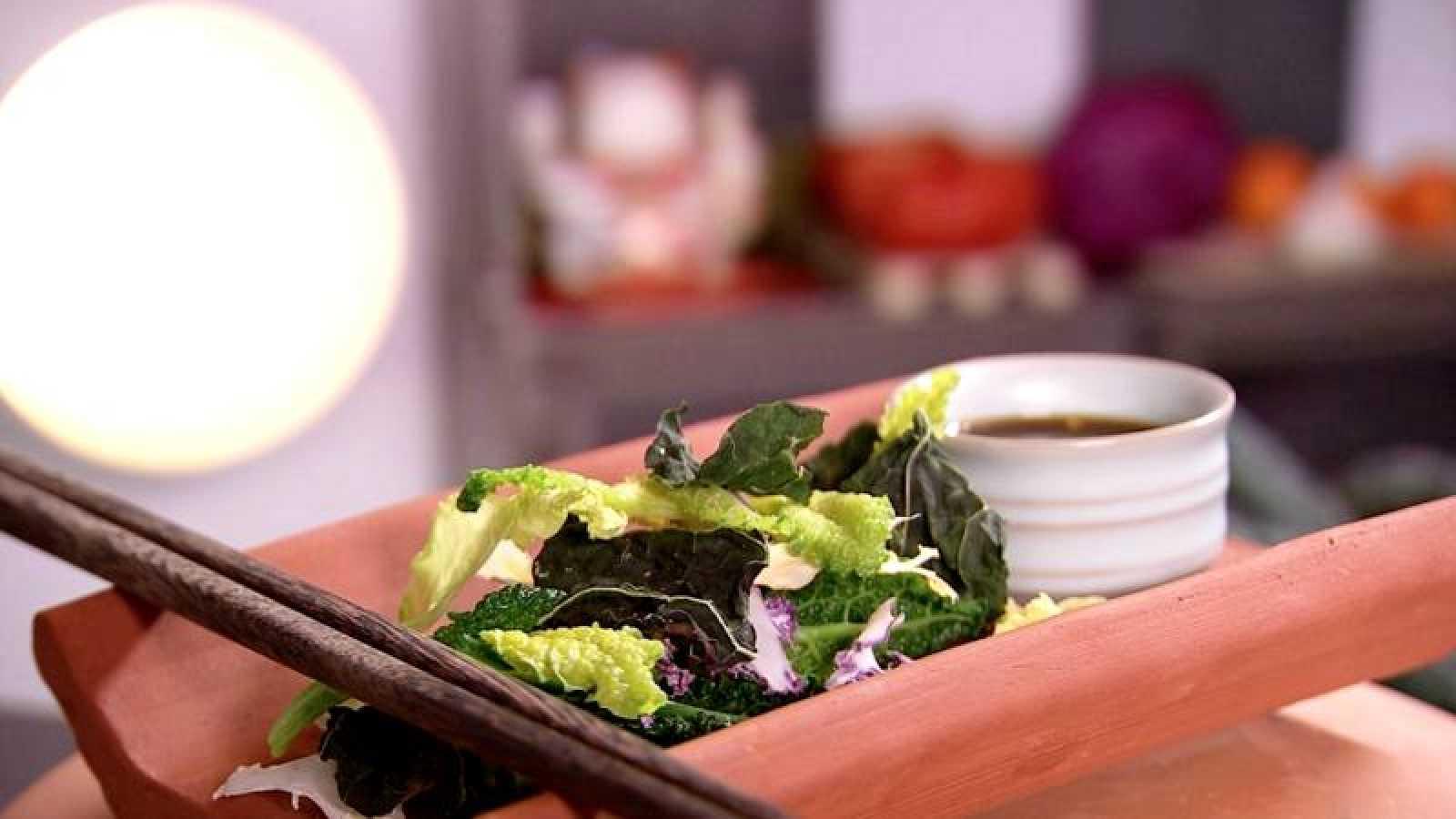 Sukiyake de kale