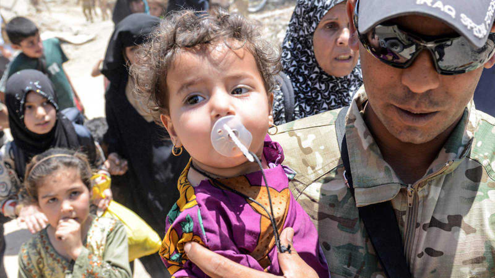 Irak civiles