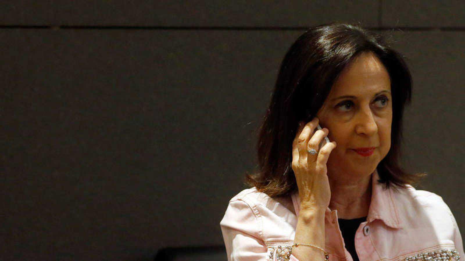 La diputada Margarita Robles en una imagen de archivo