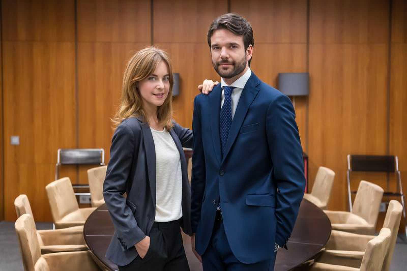 Alba Ribas y Jon Arias protagonizan 'Derecho a soñar'