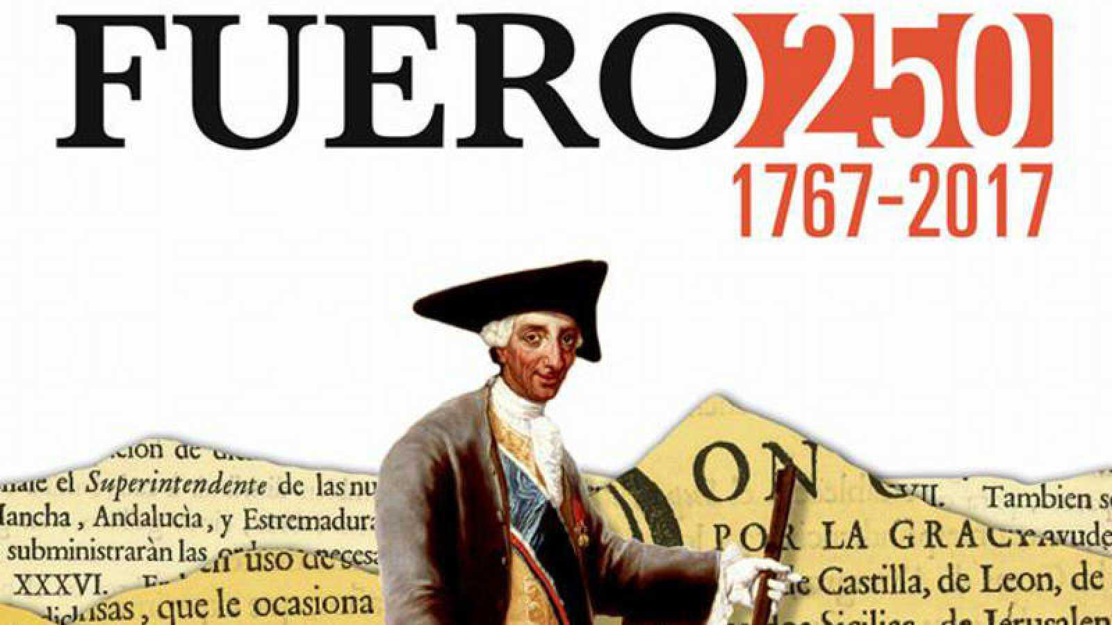250 aniversario de la promulgación del Fuero de Población