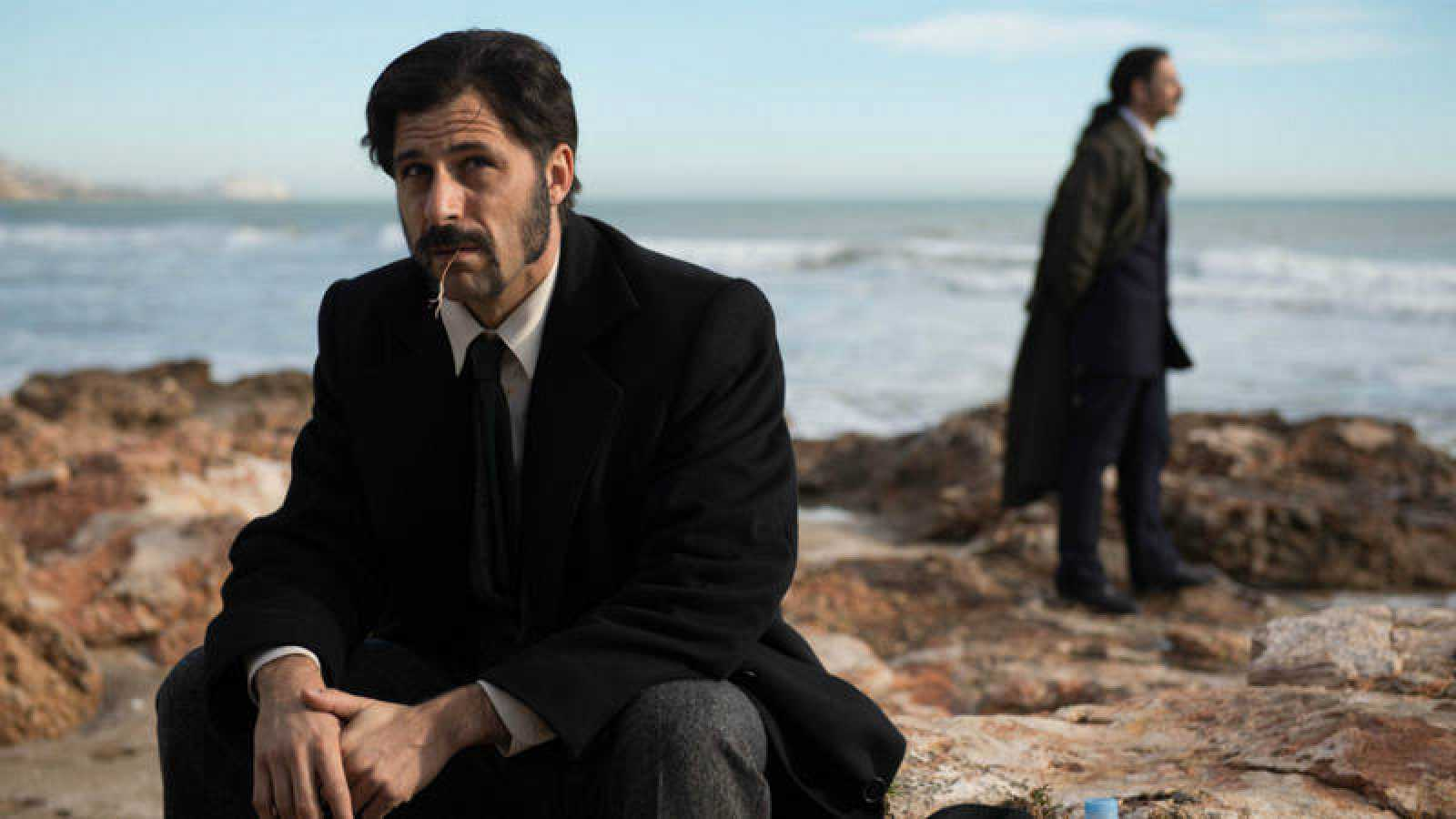 Hugo Silva interpreta a Pacino en 'El Ministerio del Tiempo'