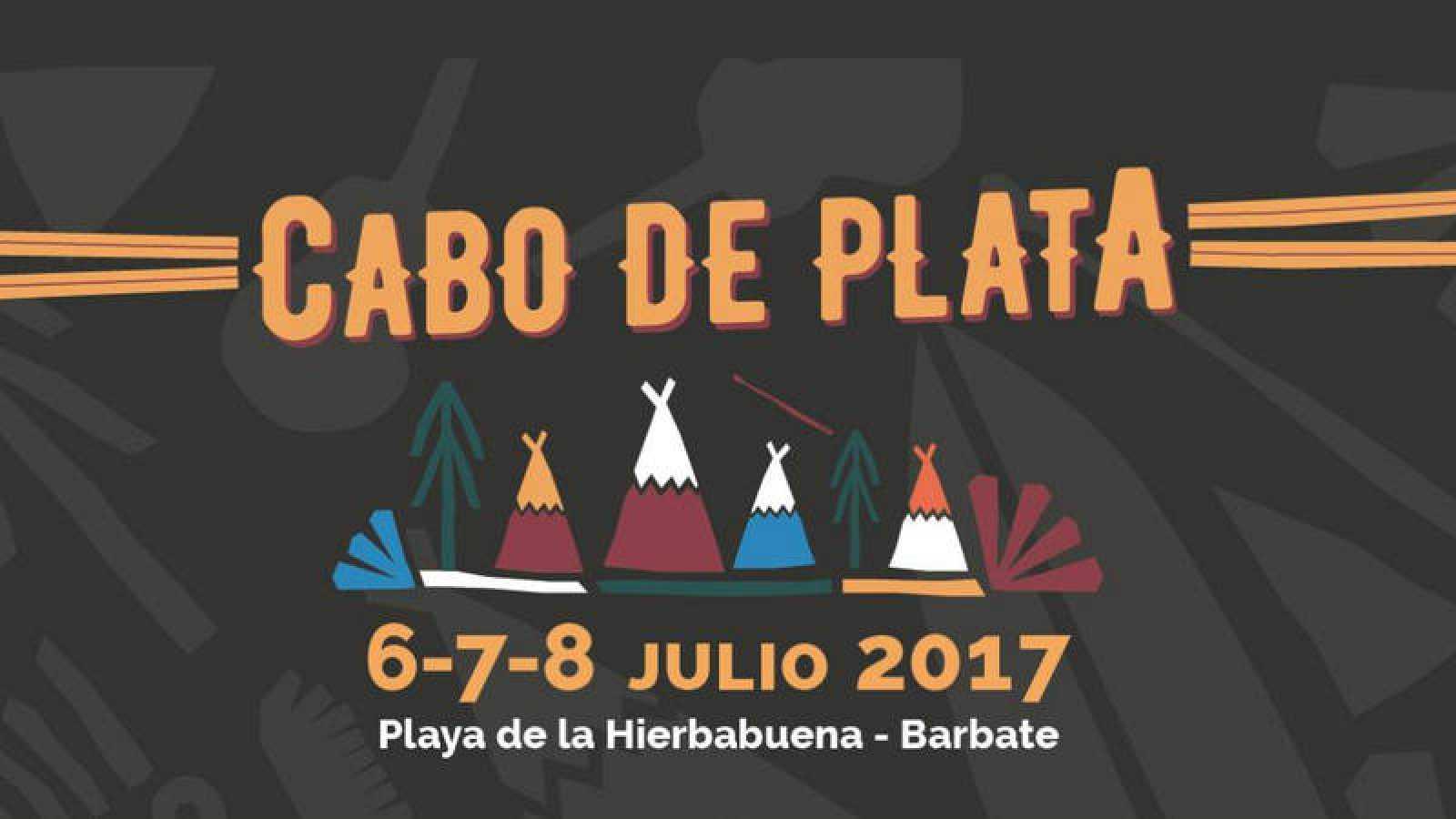 La segunda edición de Cabo de Plata se celebrará en Barbate los próximos 6, 7 y 8 de julio.