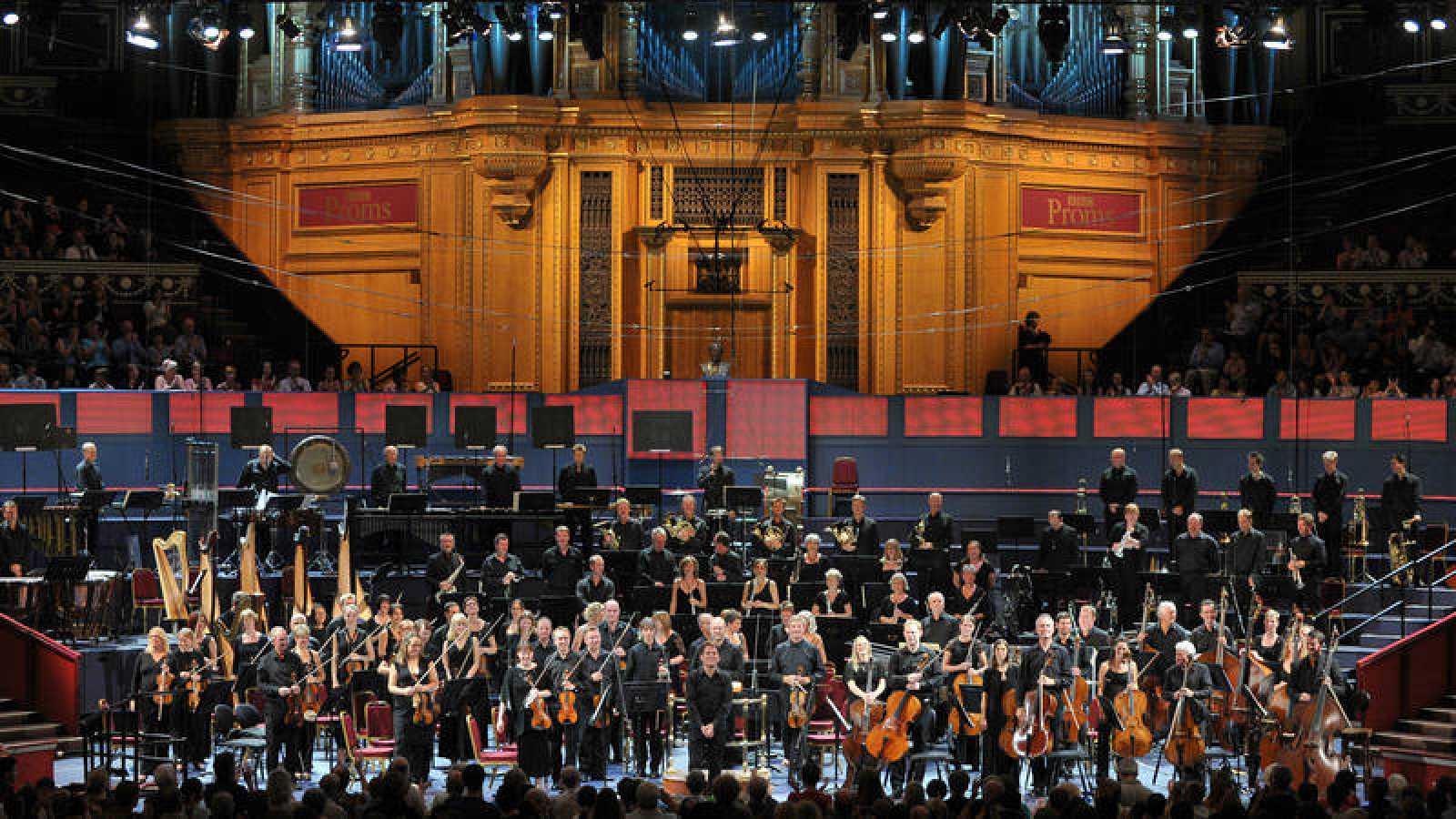 Orquesta Sinfónica de la BBC
