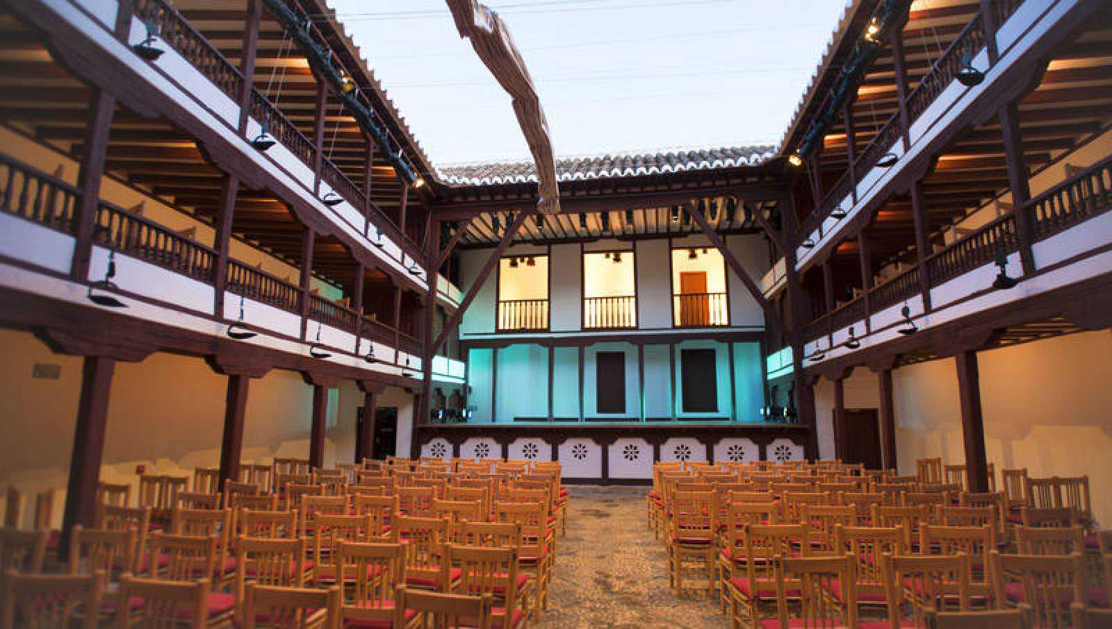 'Memoria de delfín' con el Festival de Teatro Clásico de Almagro