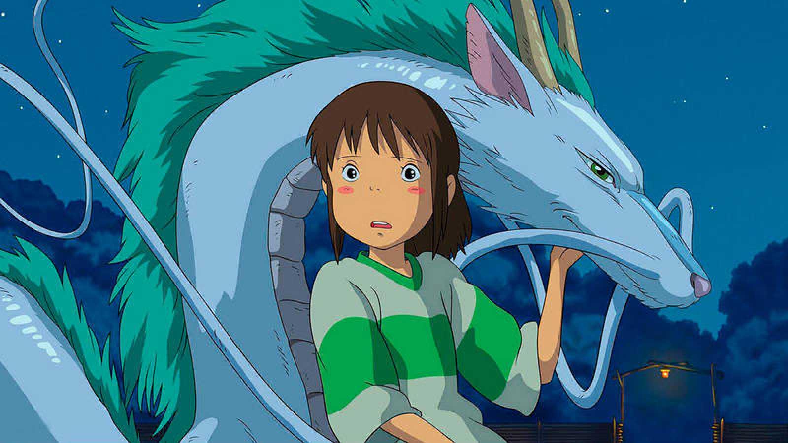 El Viaje de Chihiro', mucho más que una película - RTVE.es
