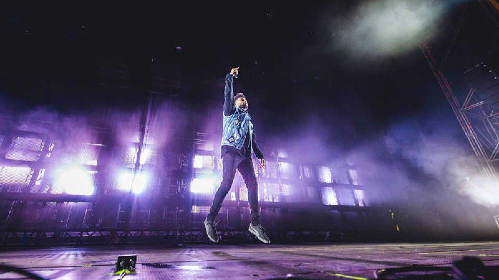 The Weeknd brilla en la primera jornada más multitudinaria del FIB
