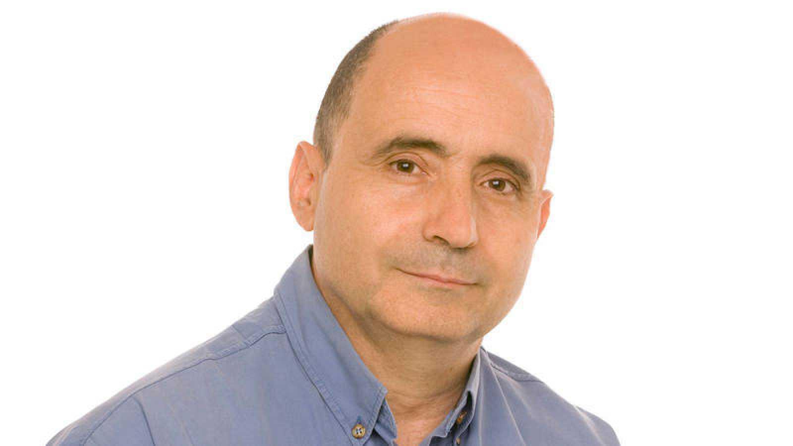 Manuel Seara, director y presentador de 'A hombros de gigantes'.