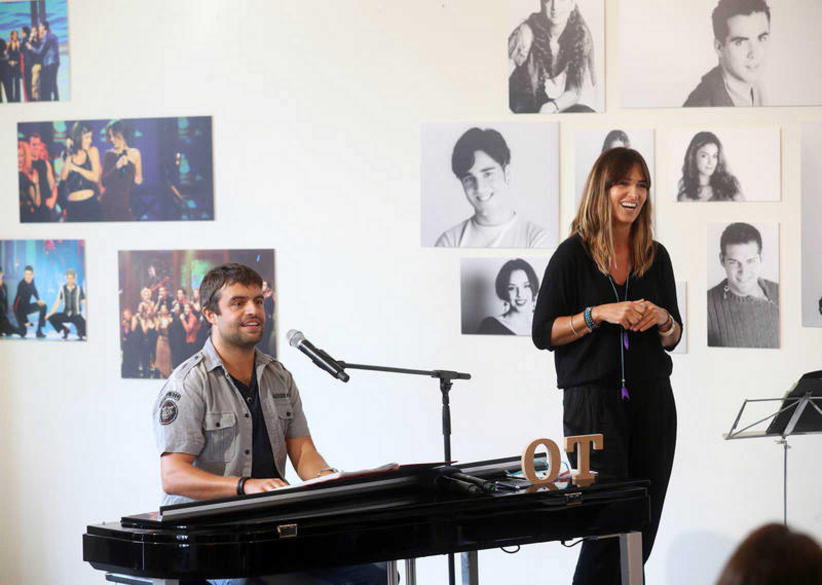 Manu Guix y Noemí Galera también coincidieron en 'OT. El reencuentro'