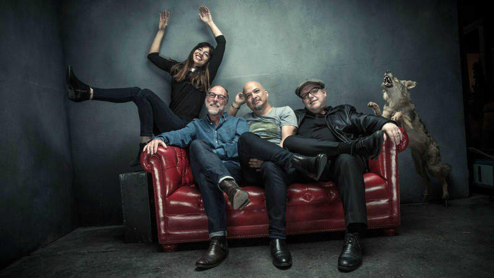 Pixies ofrecerán en el Low su único concierto en España este año