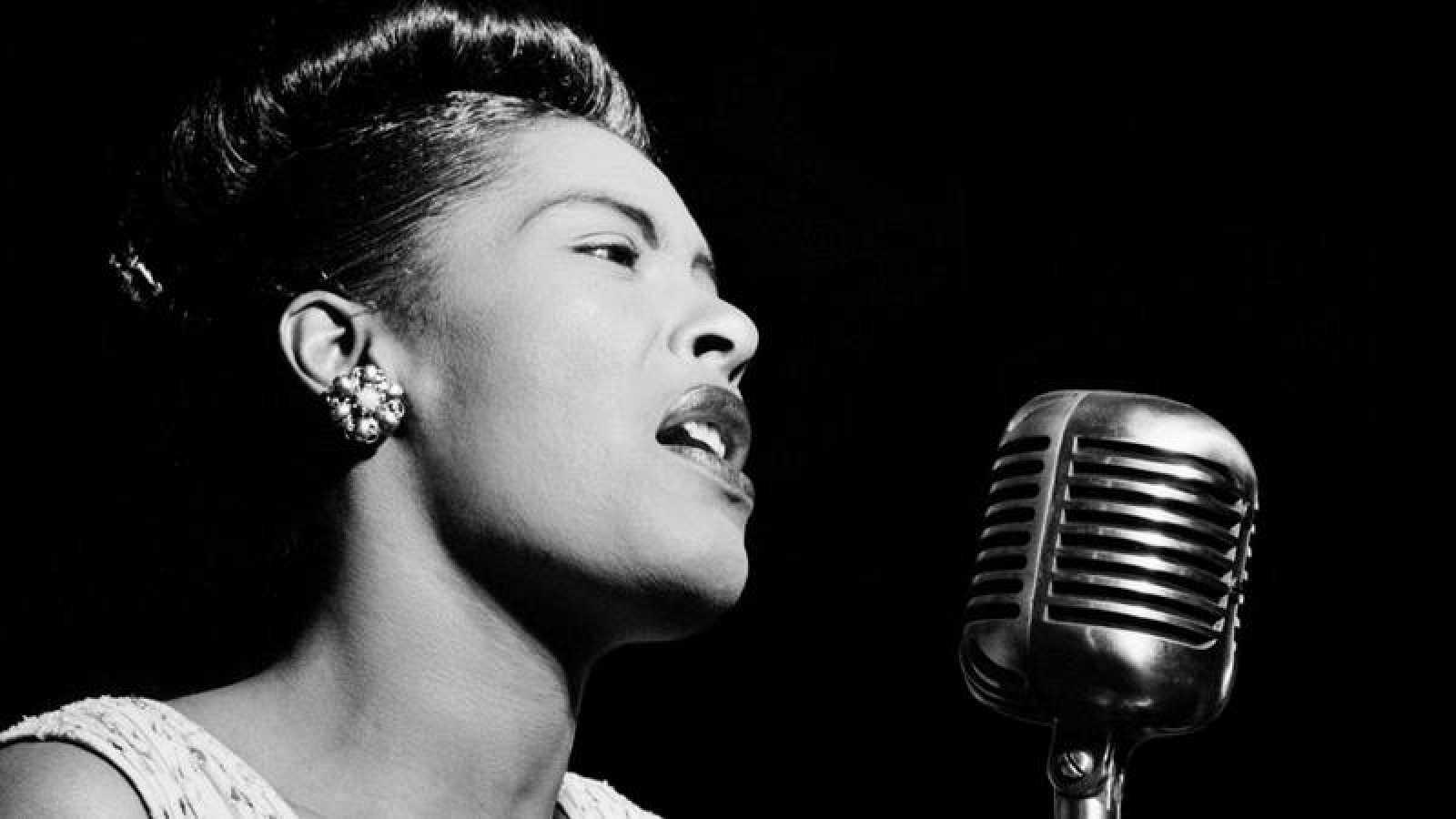 Billie Holiday, la voz femenina del jazz