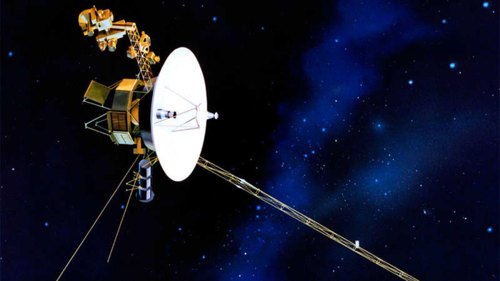 La sonda Voyager 1 lleva años en el espacio interestelar
