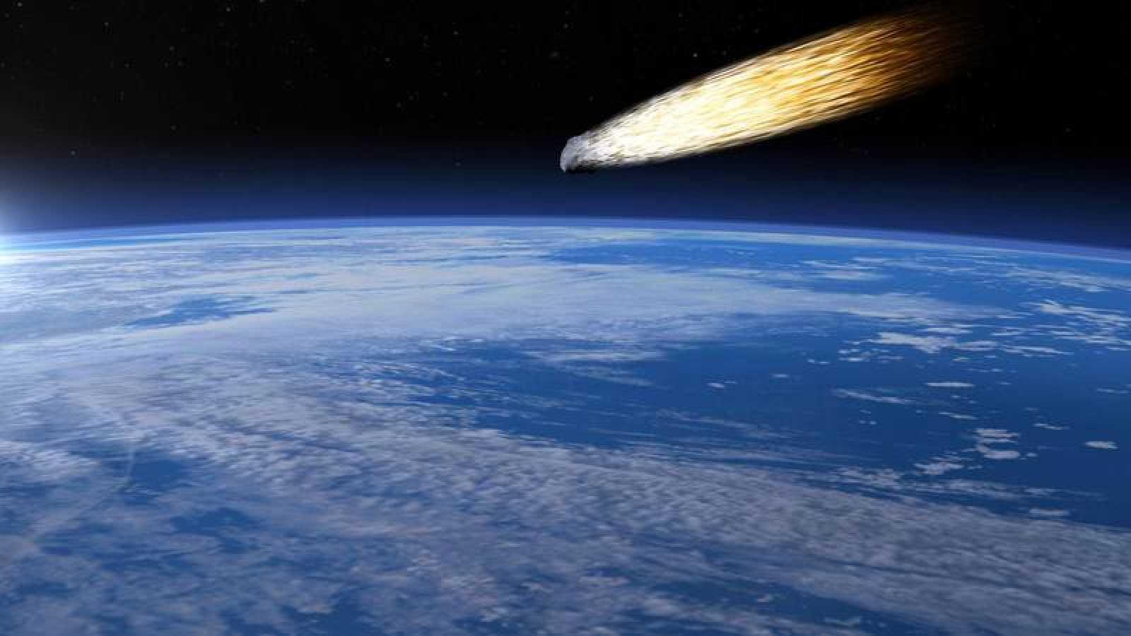 Hallan Los Restos Mas Puros Del Meteorito Rtve Es Cuando el meteorito gigante se estrelló contra la tierra hace 66 millones de años, una enorme nube de polvo impidió pasar los rayos del sol, lo que generó una disminución de las temperaturas y la muerte de las plantas. restos mas puros del meteorito